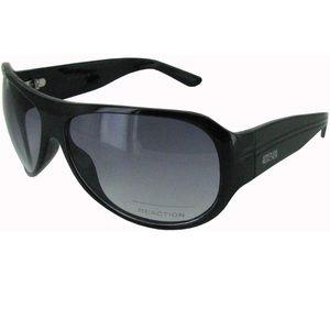 Kenneth Cole Reaction men's aviator sunglasses